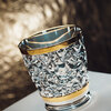 Hand-made silver cup